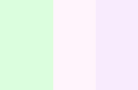 neutral pastel colour palette