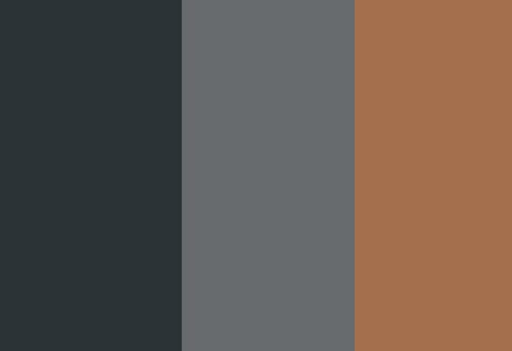 statement colour palette