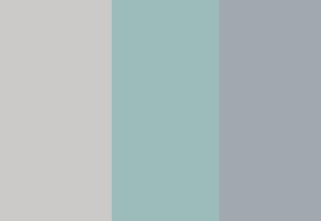 subtle colour palette