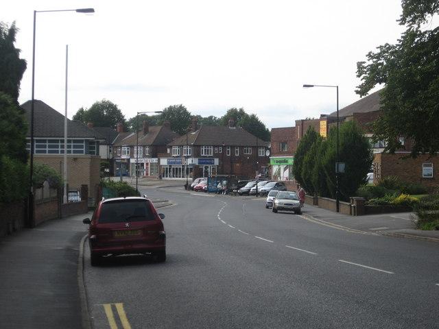 Road to Acomb from York - james denham